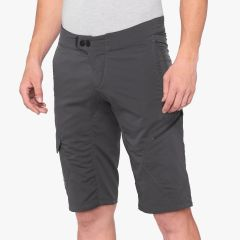 Shorts 100% Ridecamp Charcoal