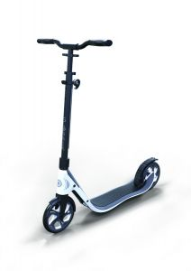 Globber ONE NL205 Adult Scooter White
