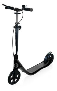 Globber NL 205 Deluxe Titanium Scooter Charcoal Grey