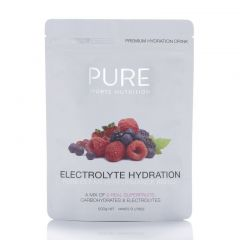 PURE Sports Nutrition Electrolyte Hydration - Superfruits 500g | 99 Bikes