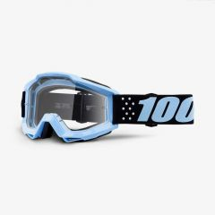 100% Accuri Goggles Clear Lens Taichi