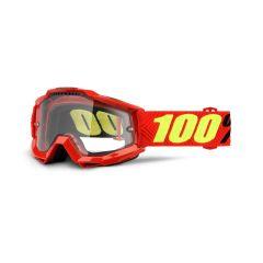 100% Accuri Enduro Goggles Dual Lens Saarinen