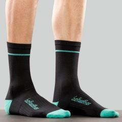 Bellwether Optime Unisex Black/Aqua SM/MD