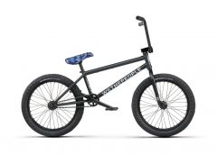 WTP21 Crysis Bike Matt Black