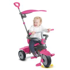 SmartTrike Carnival 3in1 Tricycle Pink