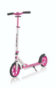 Scooter Globber NL 500-205 White / Pink