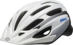 Bell Chicane Helmet Matt White/Silver 54-61cm