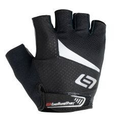 Bellwether Ergo Gel Short Finger Gloves Black