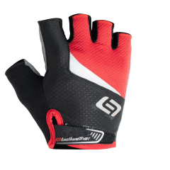 Bellwether Ergo Gel Short Finger Gloves Ferrari