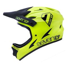 Helmet Fullface Seven 7iDP Youth M1 Yellow/Black