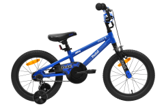 Pedal Hoot Boys Bike 16 Inch Blue/Black
