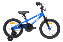 Pedal Hoot Alloy Boys Blue 16in