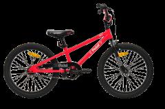 Pedal Bam Boys Bike 20 Inch Red/Black