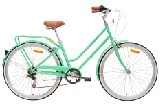 Pedal Uptown Cruiser Bike Classic Green
