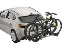 Yakima Two Timer Bike Carrier | Hitch Mount [2 Bike] (Silver) | 99 Bikes