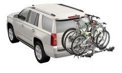 Yakima FourTimer Bike Carrier | Hitch Mount (4 Bike) | 99 Bikes