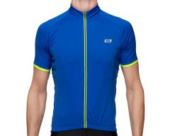 Bellwether Criterium Pro Short Sleeve Jersey Blue