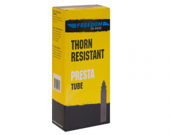Freedom To Ride Presta Valve Tube 26 x 2.125 48mm Thornproof