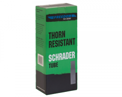 Freedom To Ride Schrader Valve Tube 26 x 1.9-2.125 48mm Thorn Resistant