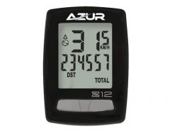 Azur 12Z Wireless Bike Computer