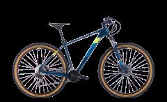 Cube Aim SL Mountain Bike Blueberry/Flashyellow (2020)