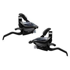 Shimano Acera 8s Shifter Set ST EF500 EZfire STI Black