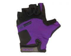 Azur K6 Short Finger Gloves Purple