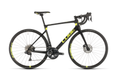 Cube Agree C62 SL Road Bike Carbon Flashyellow (2020)