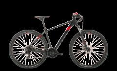 Cube Aim Mountain Bike Black/Red (2020)