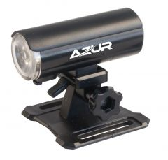 Azur Duo Front & Rear Helmet Light USB