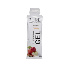 Pure Fluid Energy Gel Apple Cinnamon 50g