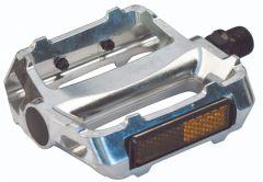Azur MTB Full Alloy Pedal Silver