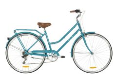 Reid Ladies Classic Lite Cruiser Bike Aqua