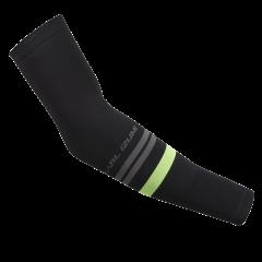 Armwarmer Pearl Izumi Select Thermal Black/Screaming Green