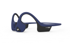 Aftershokz Air Wireless Headphones with Dual Mic Midnight Blue
