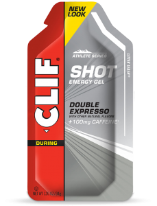 Clif Shot Double Expresso Energy Gel | 99 Bikes
