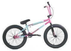 Academy Aspire BMX Bike Blue/Pink (2019)