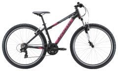 Apollo Aspire 10 Womens Mountain Bike Matte Black/Pink Slate (2020)