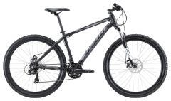Apollo Aspire 20 Mountain Bike Black/Charcoal Silver (2020)