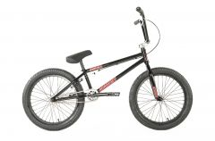 Academy Aspire BMX Bike Gloss Black Polished (2020)