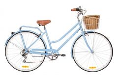 Reid Ladies Classic Lite Cruiser Bike Baby Blue