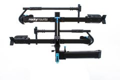 Rocky Mounts Backstage Hitch 2 Bike Car Rack