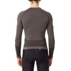 Giro Chrono Long Sleeve Baselayer Dark Grey