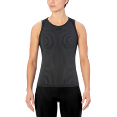 Giro Chrono Women's Sleeveless Baselayer Charcoal