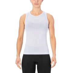 Giro Chrono Women's Sleeveless Baselayer White