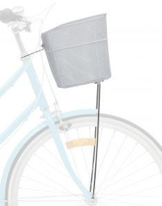 Front Wire Basket White (for Pedal Uptown) | 99 Bikes