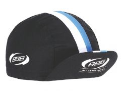 BBB Team Cap Black/Blue UNI