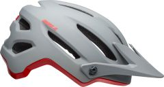 Bell 4Forty Mips Helmet Mat/Gloss Dark Grey/Crimson