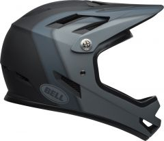 Bell Sanction Helmet Matte Black Presences
