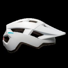 Bell Spark Mips Helmet Mat White Raspberry Uni